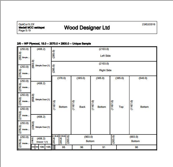 Need manufacturing doc | Wood Designer Forum