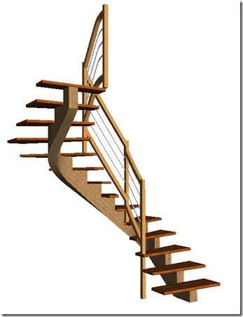 cut stringer stairs