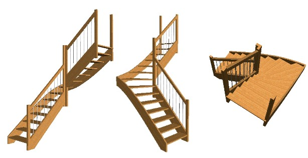 Stairdesigner Stair Design Software Design And Build Staircases