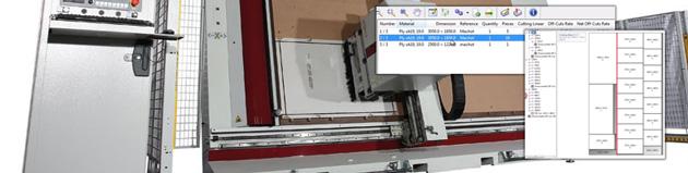 Board Cutting Software