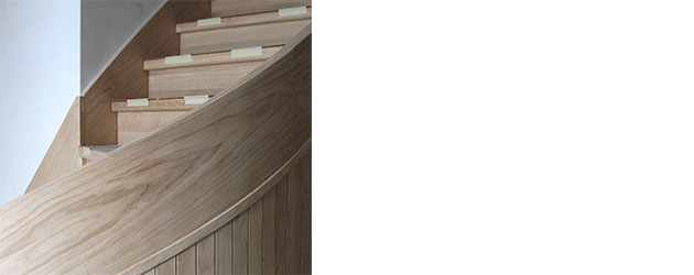 how to build a curved staircase