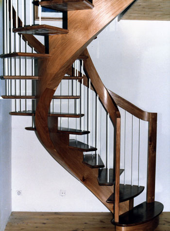 How to build a spiral staircase | Spiral staircase design