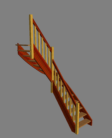 stairdesigner 3d stair design