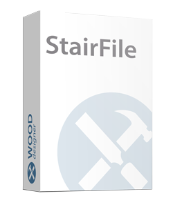 StairFile Service | Free Stair Design Software | Wood Designer