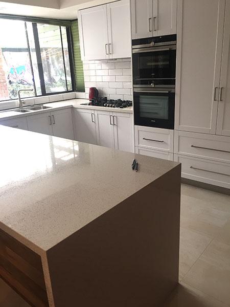 kitchen designed using Polyboard-2