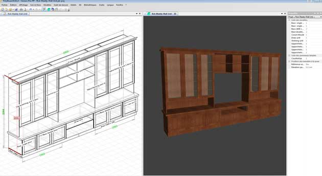 woodworking design software