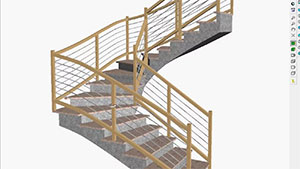 Handrails and Banisters