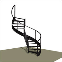 stair plans for StairDesigner 7