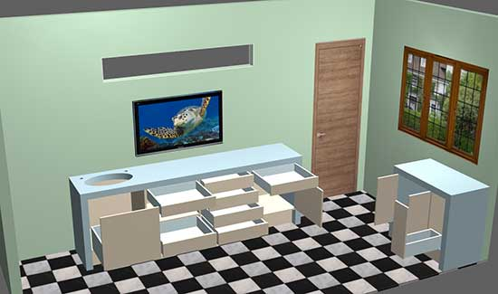 dental surgery furniture software