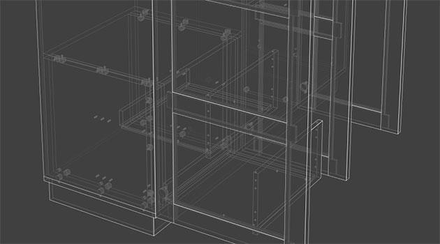 cabinet making software hardware