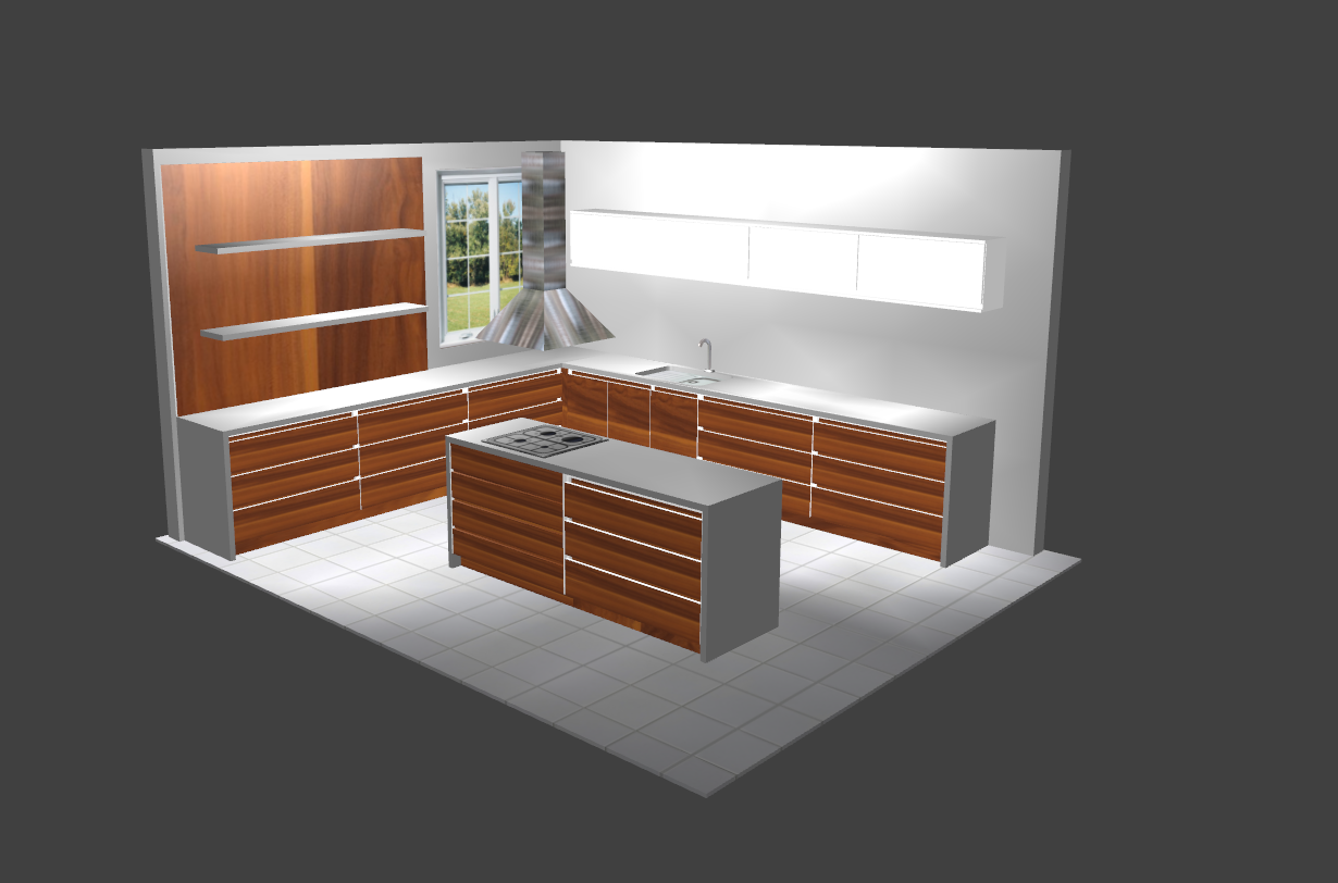 3D Kitchen Design Made Easy With Polyboard
