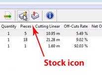 cutting optimization software stock control
