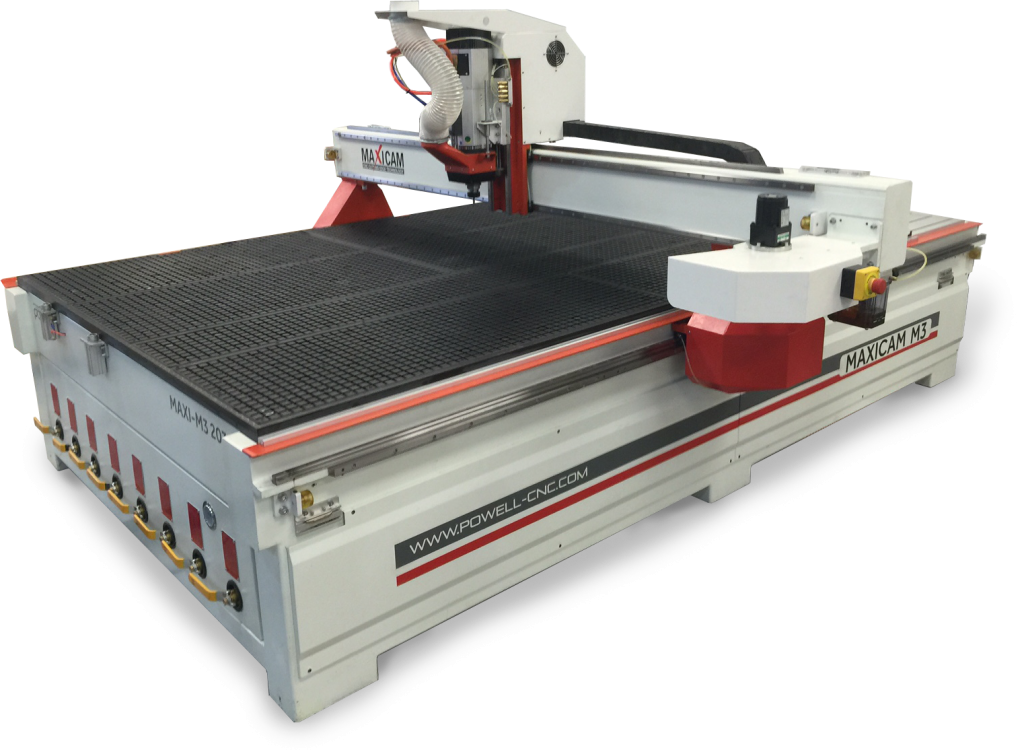 turnkey cnc router