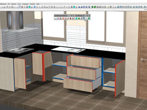 Professional Kitchen Design Software 3d Planning Modelling