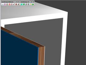 veneer management in polyboard