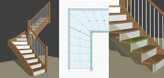 stair calculator software