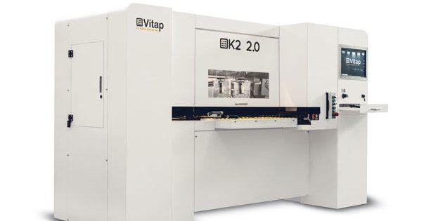 Vitap K2 CNC Machine