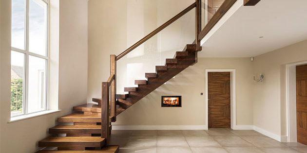 basic stair measurements