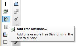 free divisions icon quick design toolbar