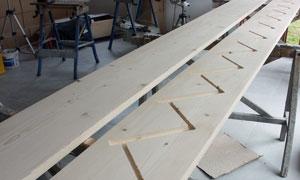 long stringboard
