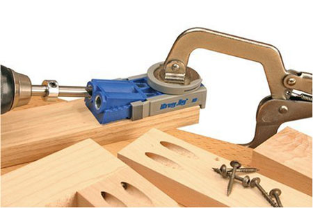 pocket screw jig