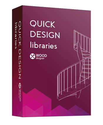 stairdesigner libraries download
