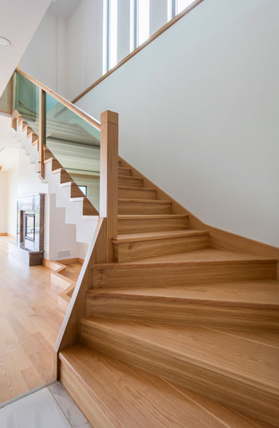 stairpack custom stair parts service