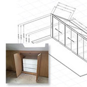 polyboard cabinet design