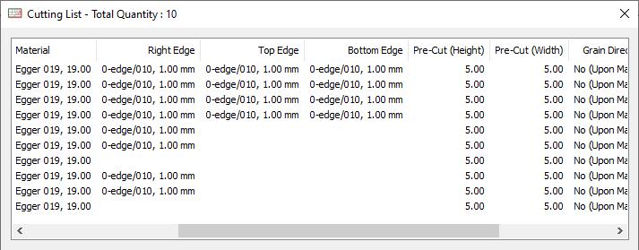 sheet cutting software