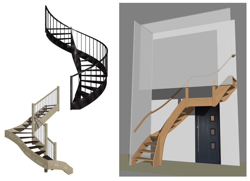 staircase design software