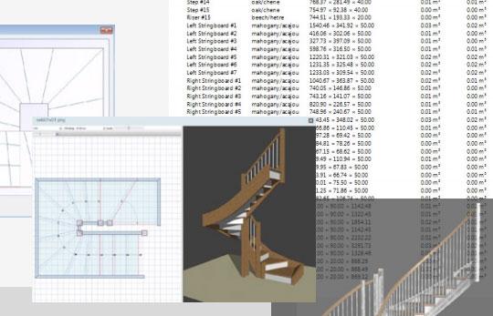 stairdesigner training