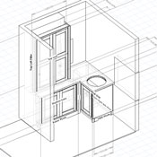 polyboard utility room case study