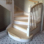 stair case study