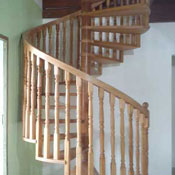 spiral stair project