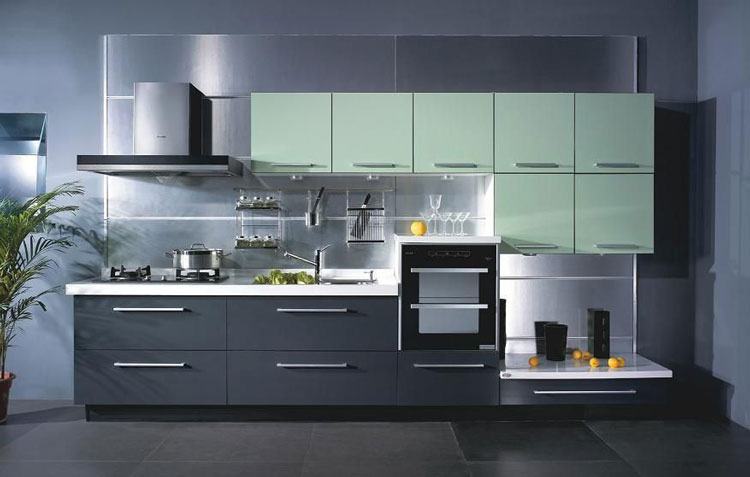 mdf kitchen project